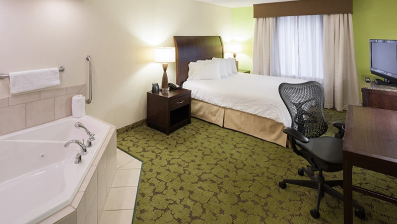 Hilton Garden Inn Merrillville Hotel Merrillville In 46410 Hotels Motels In South Shore