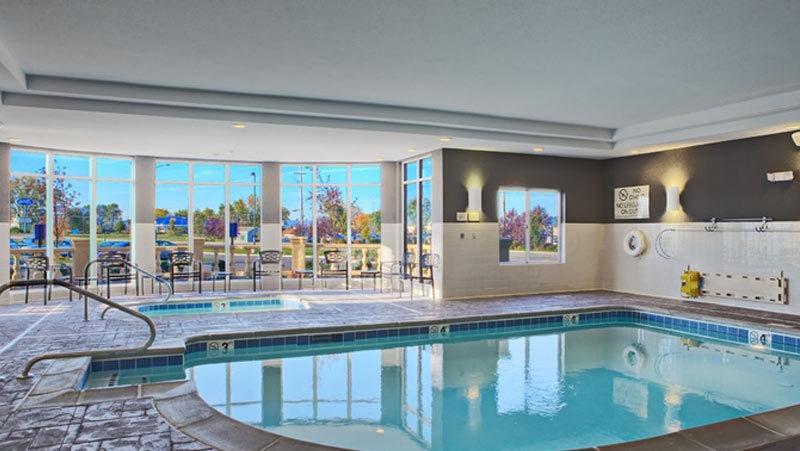 Hilton Garden Inn Merrillville Hotel Merrillville IN 46410
