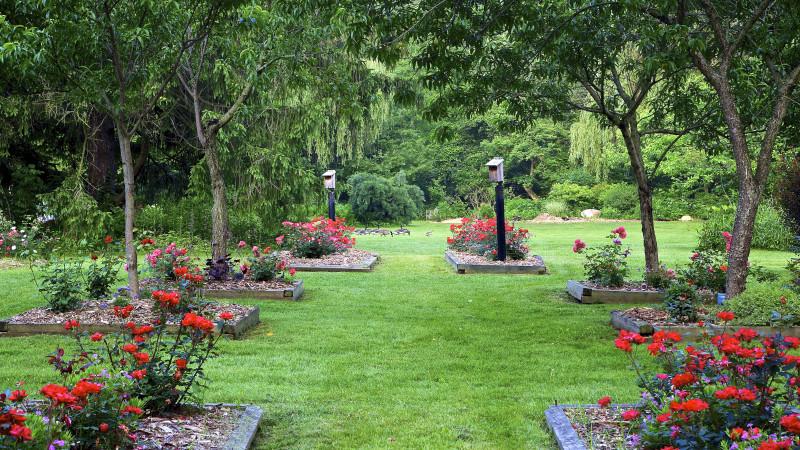 Friendship Botanic Gardens Michigan City In 46361 Gardens In South Shore Northwest Indiana