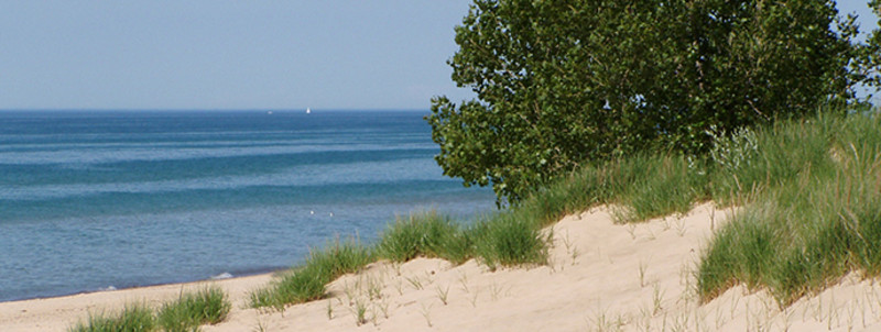 Kemil Beach Indiana Dunes National Lakes