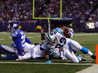 Carolina Panthers NFL Football
