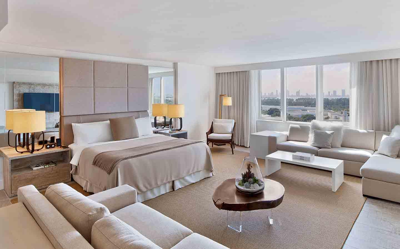1 Hotel South Beach Bedroom Suite