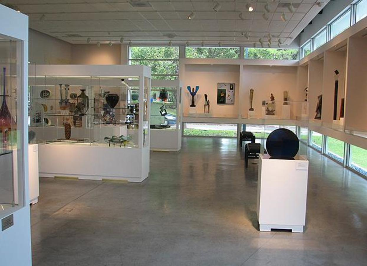 Lowe Art Museum, Myrna and Sheldon Palley Pavilion