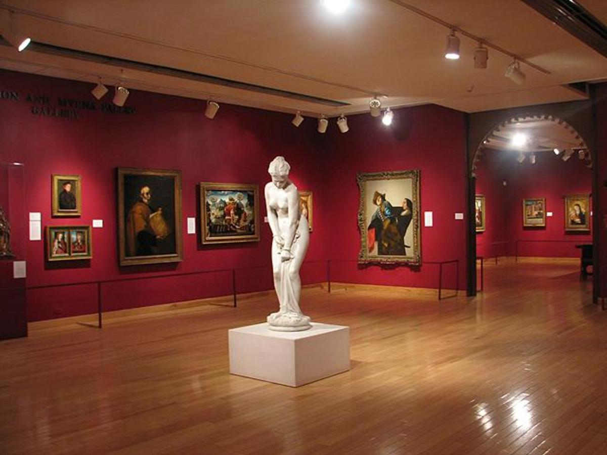 Lowe Art Museum, Samuel H. Kress Collection of Italian Renaissance and Baroque Art Gallery
