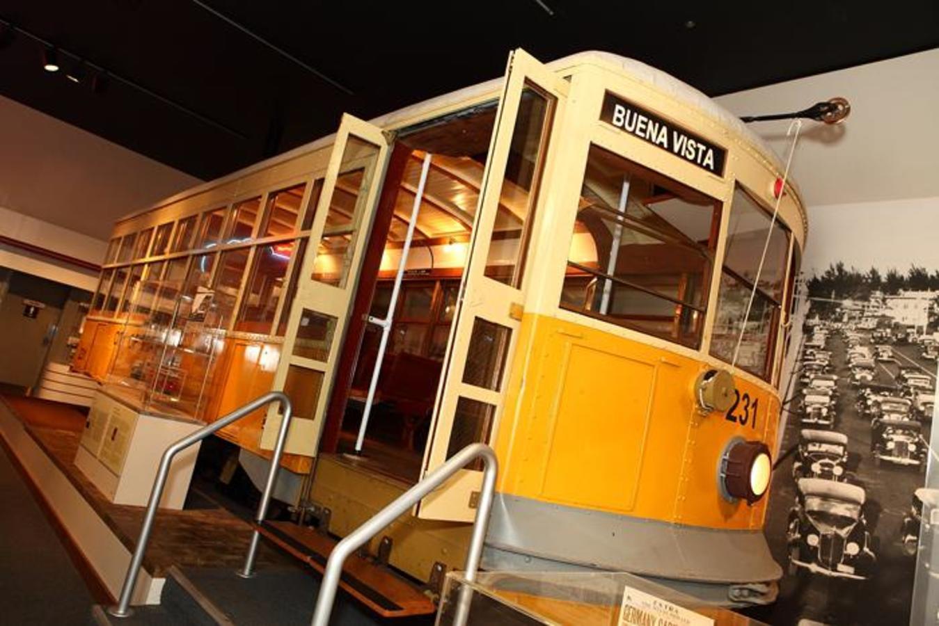 1920s Trolley
