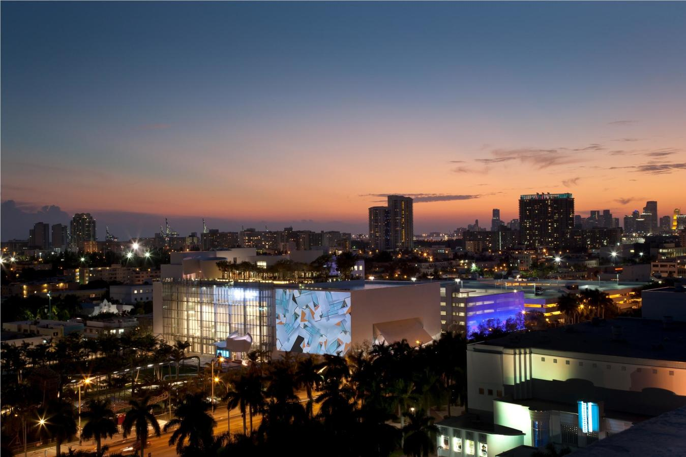 New World Center in Miami Beach - photo by Claudia Uribe