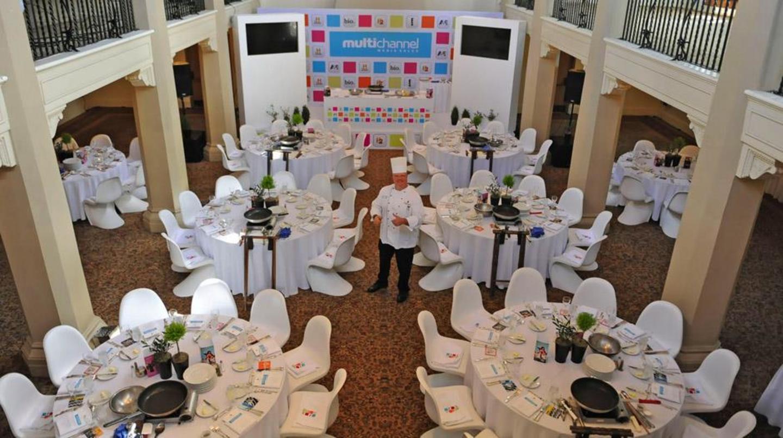 A&E Interactive Luncheon