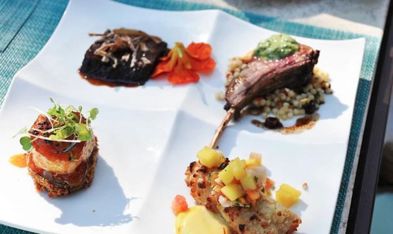 Food tour in Miami food