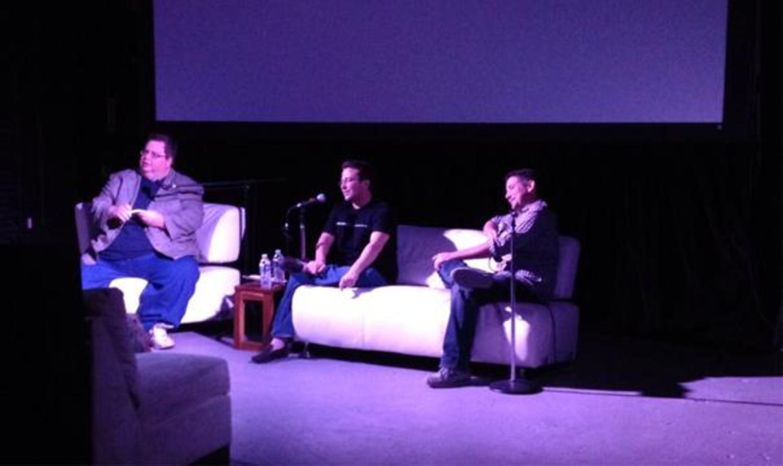 TalkBack w/Filmmakers (Jim Defede w/Corben & Spellman