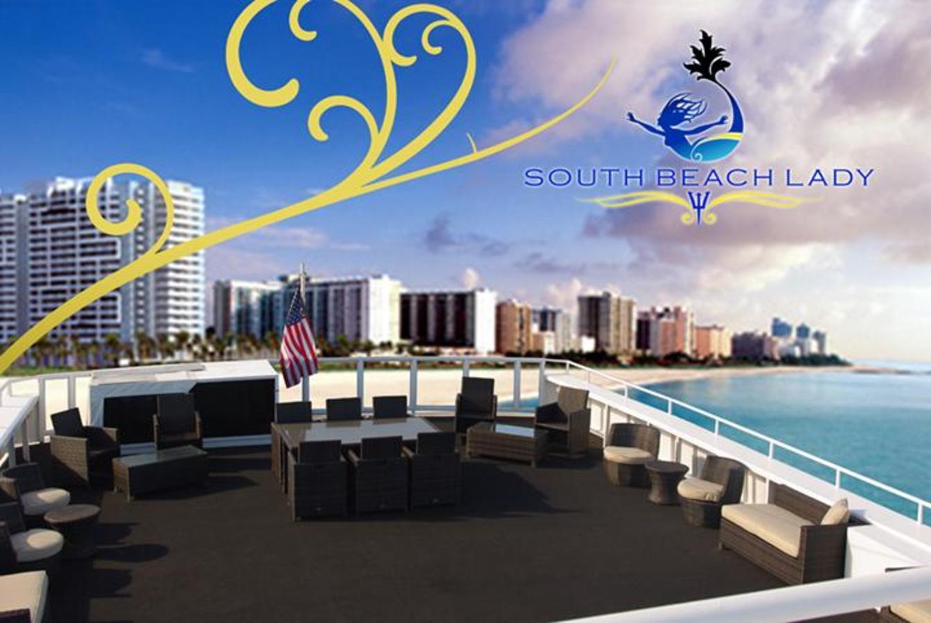 Cabana style open air promenade