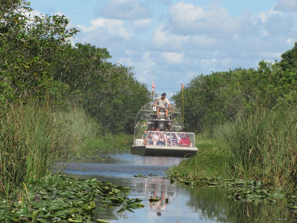 Everglades Safaris