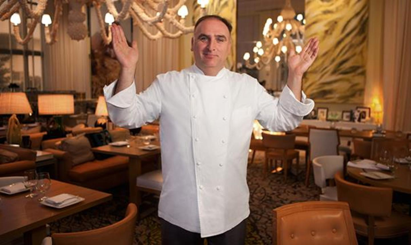 Chef Jose Andres