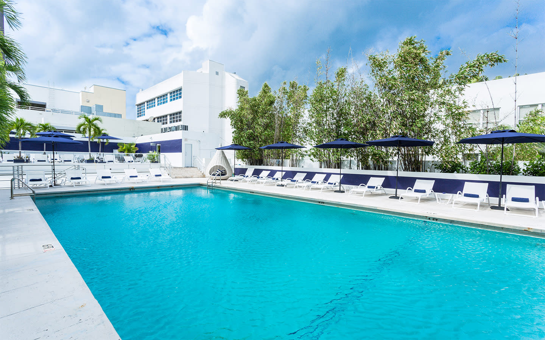 Albion Hotel Swimming Pool
