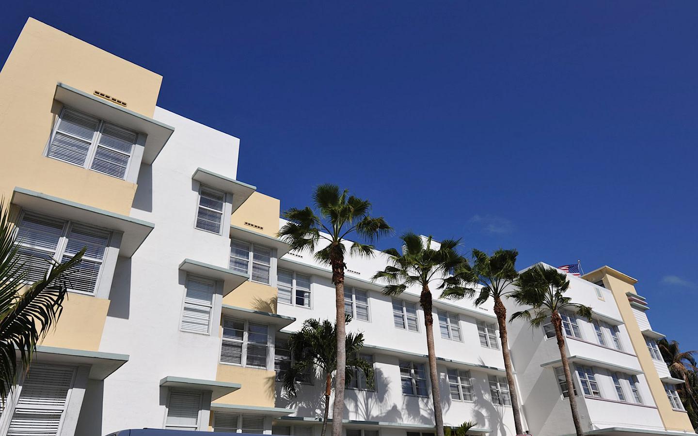 Avalon Hotel facade
