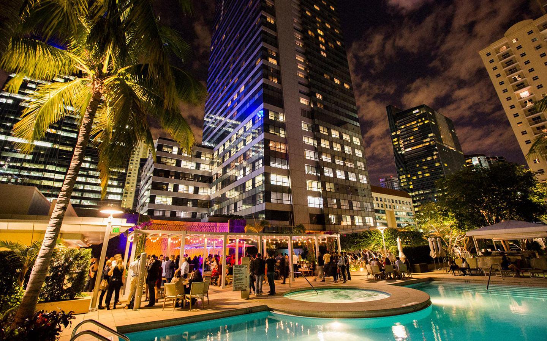 Bahia at Four Seasons Hotel Miami