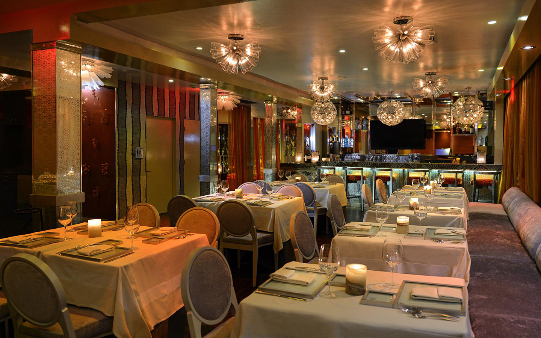 Barton G. The Restaurant