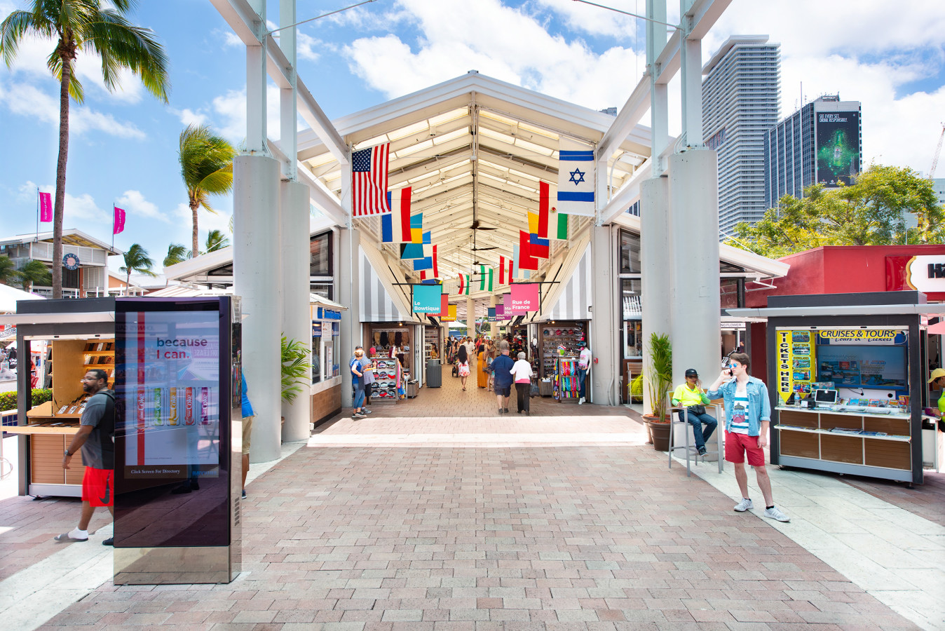 Great Gate & Mercado