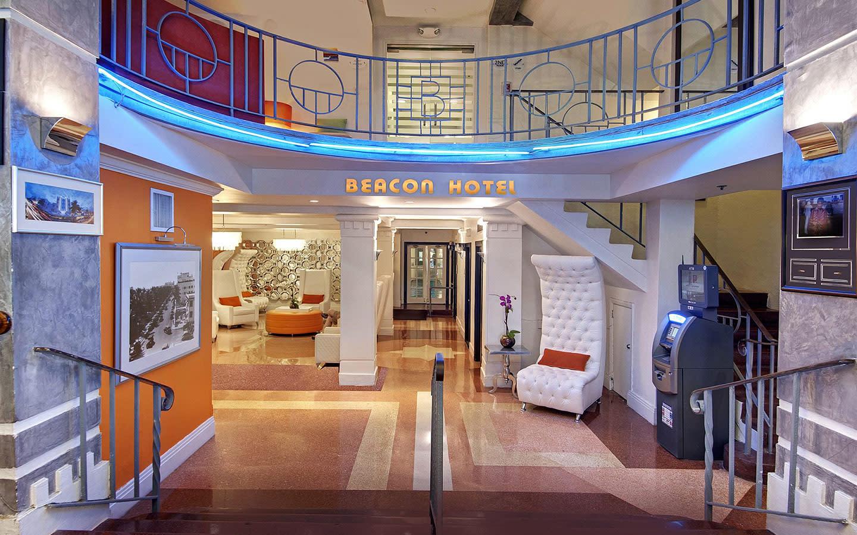 Beacon Hotel Lobby