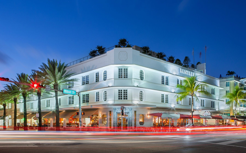 Bentley South Beach exterior