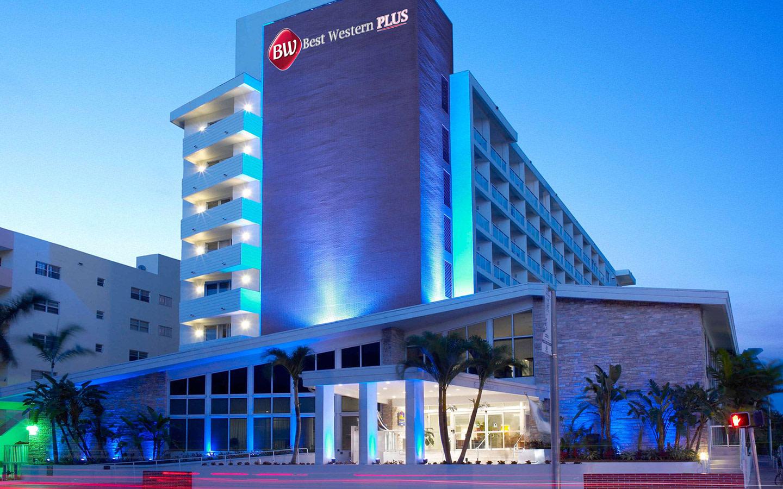 Best Western Atlantic Beach Resort Oceanfront