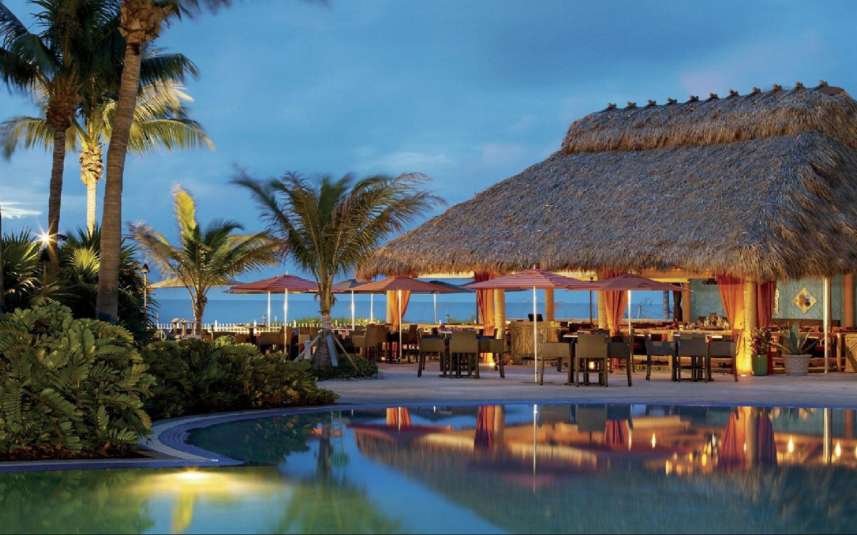 Cantina Beach at Ritz-Carlton, Key Biscayne