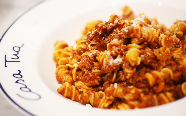 Casa Tua Cucina pasta