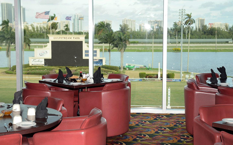 Christine Lee's Restaurant at Gulfstream Park