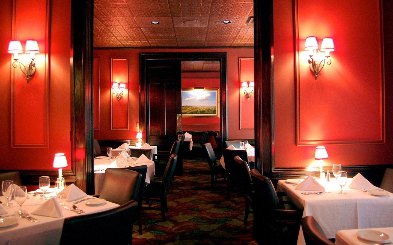 Christy's Restaurant Dining Area