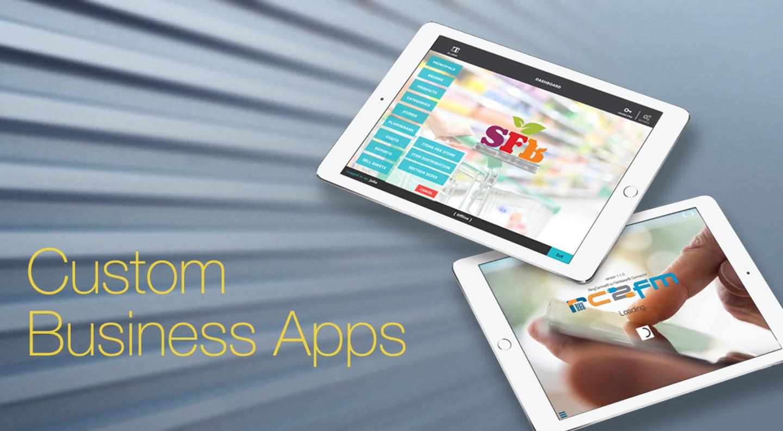 Custom Business Apps