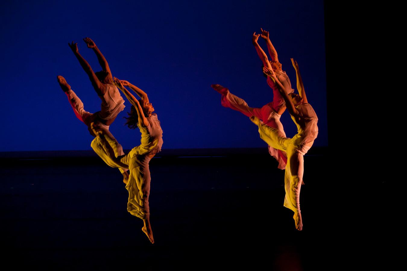 Forest Dreams, Choreography Tabdy Beal, Photo Jenny Abreu