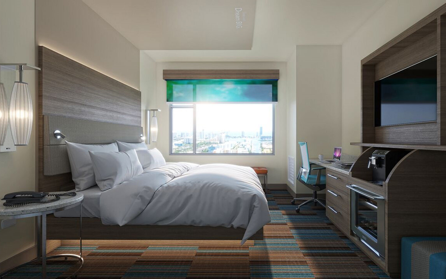 Wellness King Bed Room