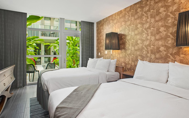 Fairwind Hotel suite