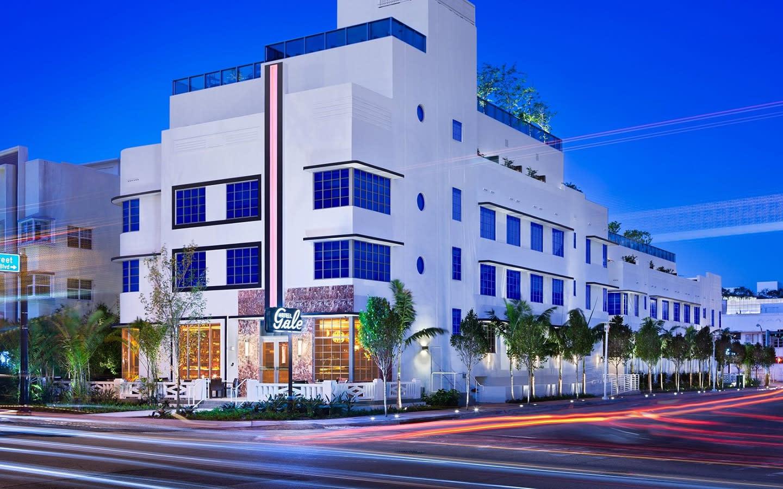 Gale South Beach Exterior