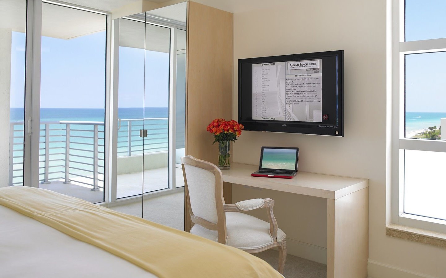 Grand Beach Hotel Renovated Suites