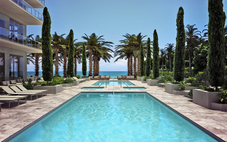 Grand Beach Hotel Surfside Oceanfront Pools