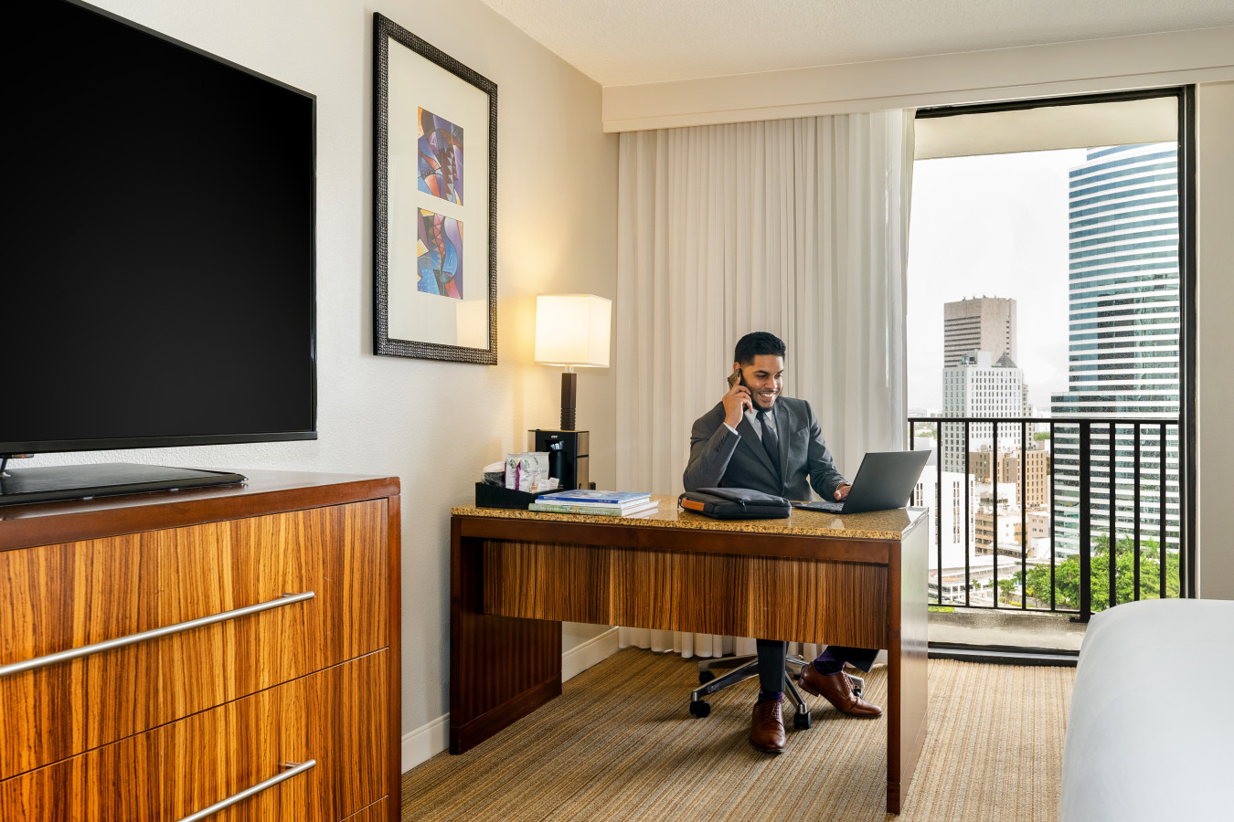 Business Travel Hyatt Regency Miami