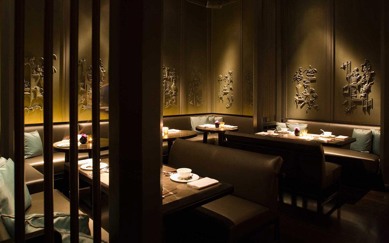 Hakkasan Dining Area