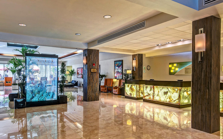 Lobby / Hotel Entrance