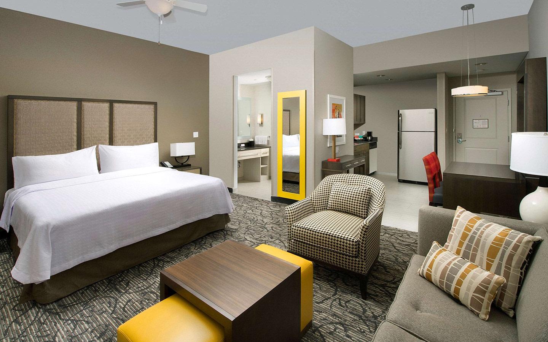 Sleep in comfort at Homewood Suites Miami