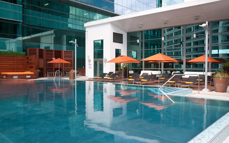 Hotel Beaux Arts Miami Pool