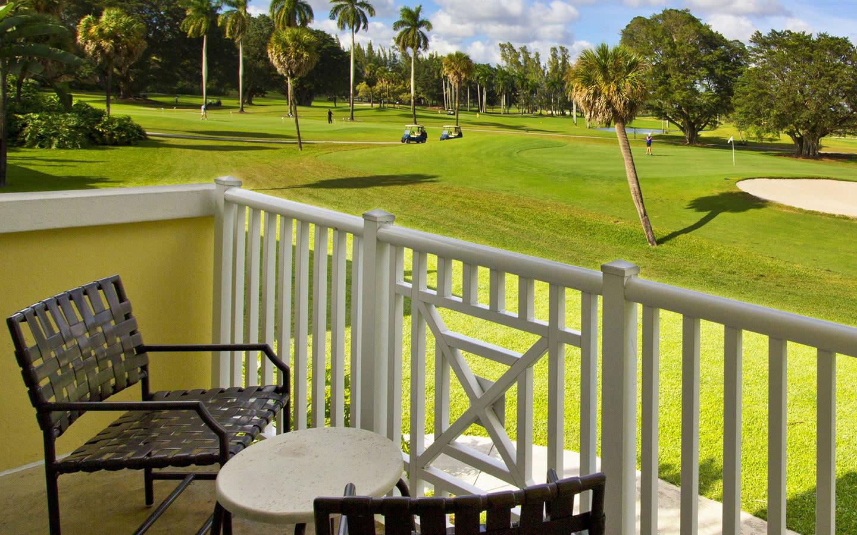 Hotel Indigo golf