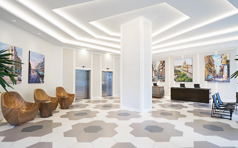 Hyatt Centric Brickell Miami Lobby