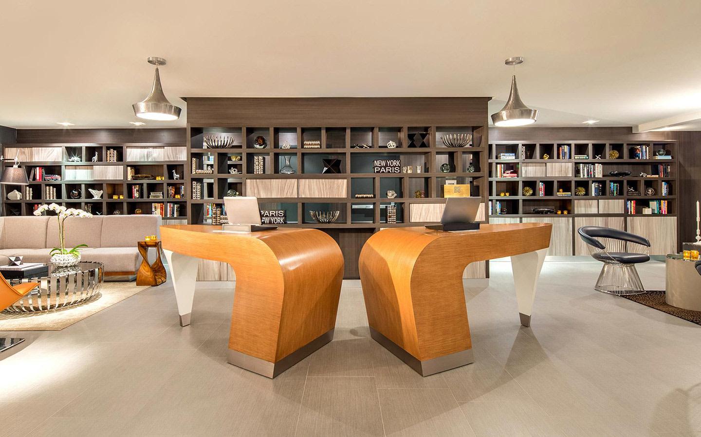 Hyatt Centric South Beach Miami Library
