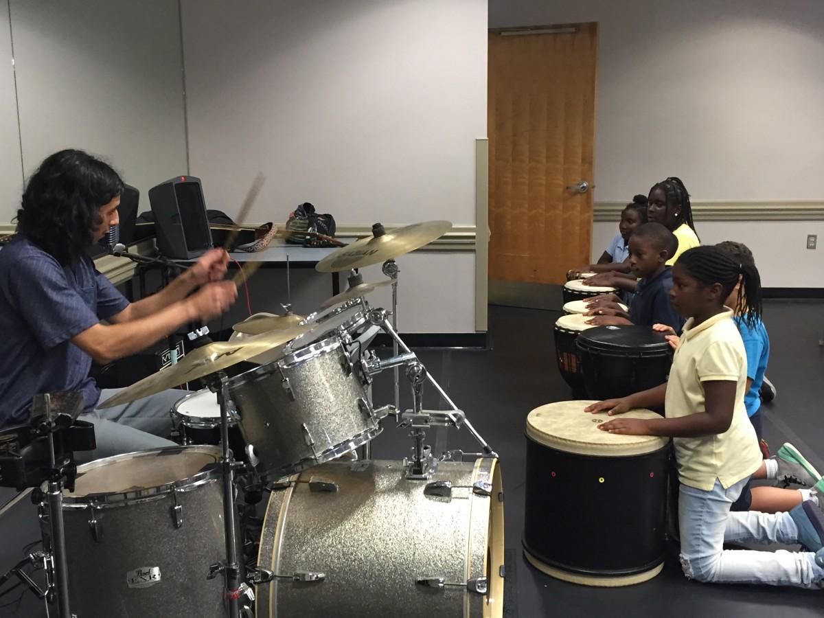 Arts Beyond the Classroom