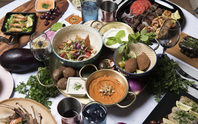 Maroosh Mediterranean Restaurant