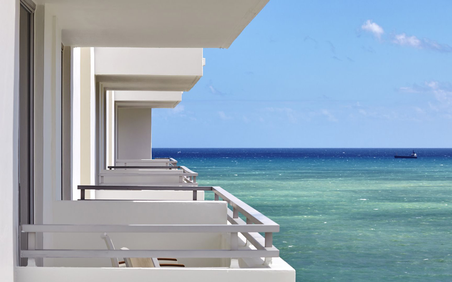 Loews Miami Beach room with a view