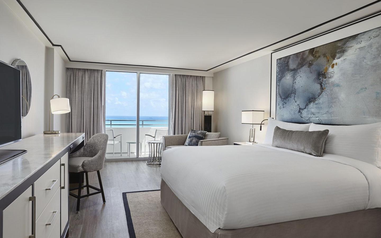 Ocean Front Balcony Rooms