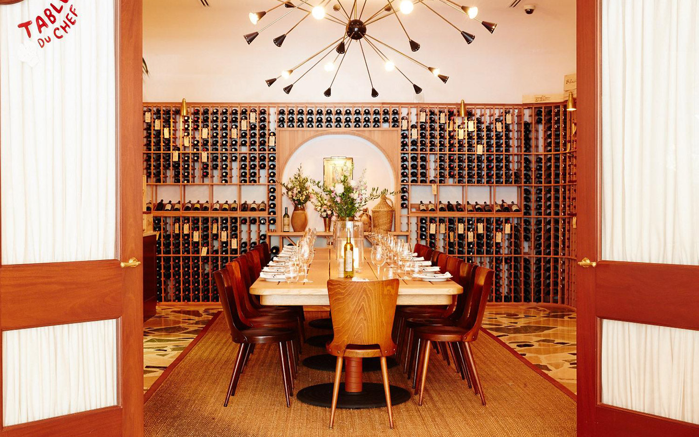 Chef's Private Dining Room