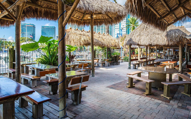 Monty's Raw Bar - Coconut Grove