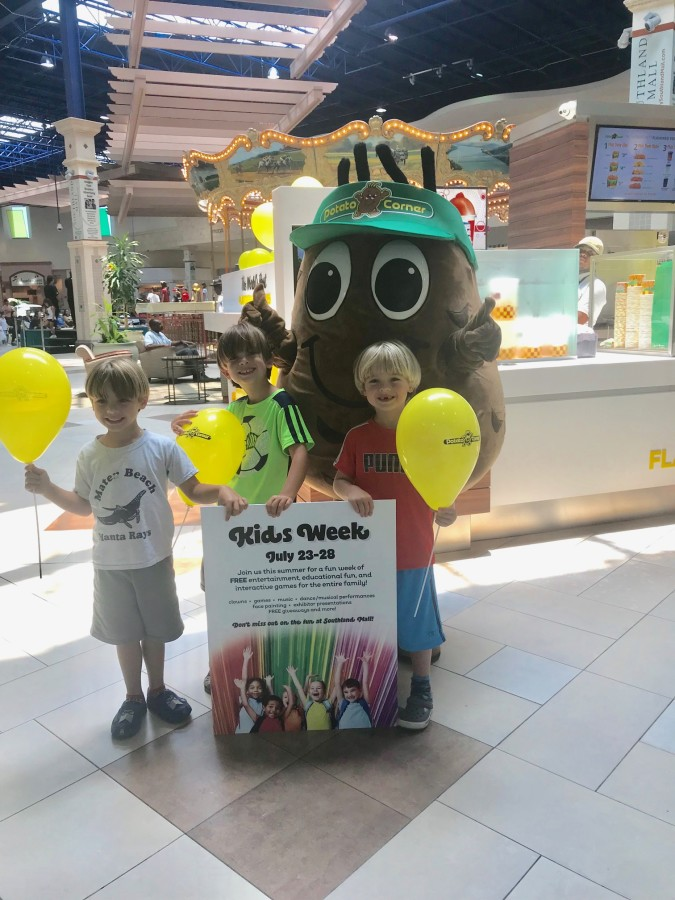 Kids Week 2018 - Potato Corner
